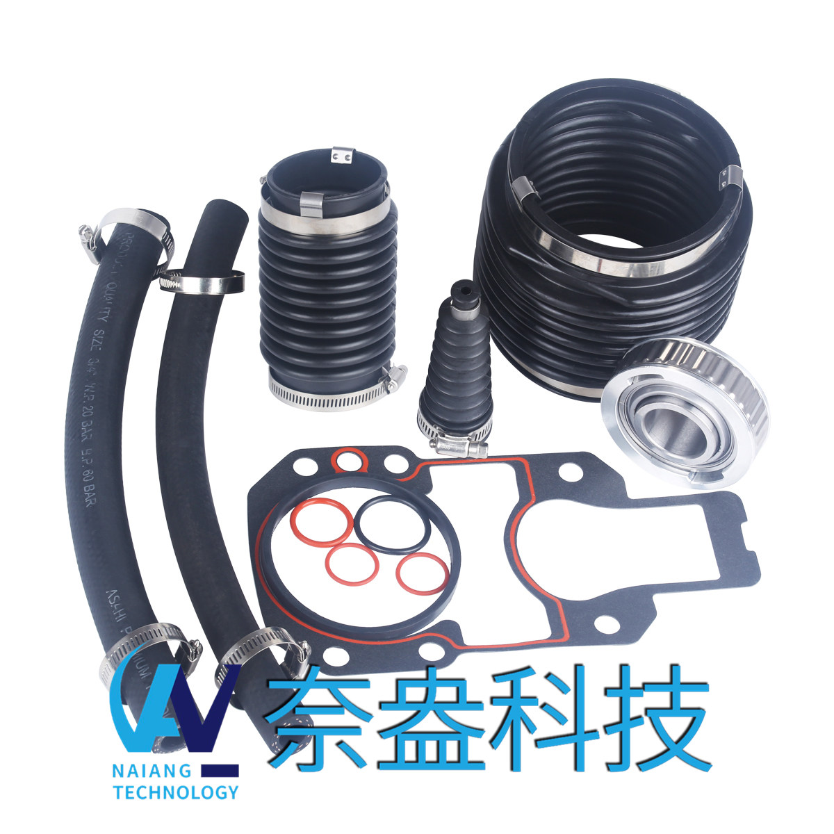 波纹管成套 Transom Seal Bearing Bellows Kit 30-803097T1